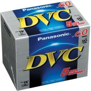 Cassette de Video Digital